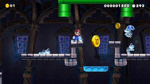 Making It Rainfall | Prelude to Luigi's Mansion 1