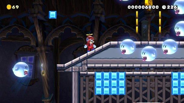 Prelude to Luigi's Mansion 2