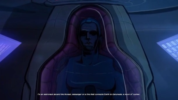 Out There: The Alliance | Awakening from Stasis