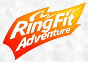 Ring Fit Adventure | Logo