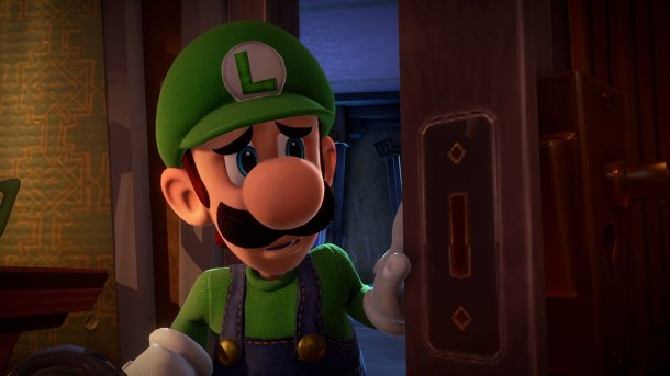 Nintendo Download | Luigi's Mansion 3