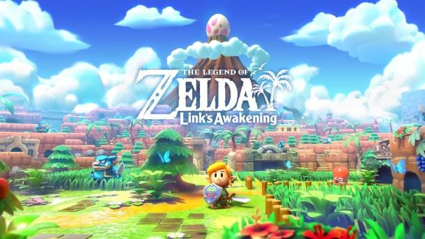 oprainfall   Zelda: Link's Awakening