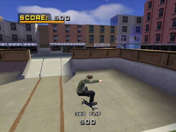 PlayStation Classic | Trick Flip