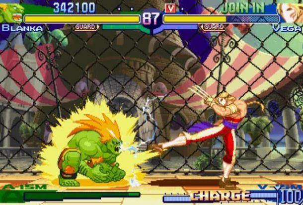 Street Fighter Alpha 3 | Combat