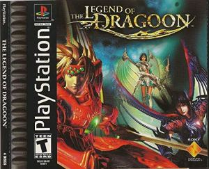 PlayStation Classic | The Legend of Dragoon box art