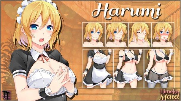 Himeko Maid | Harumi