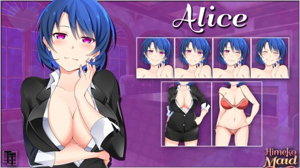 Himeko Maid | Alice