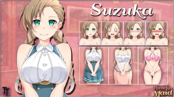 Himeko Maid | Suzuka