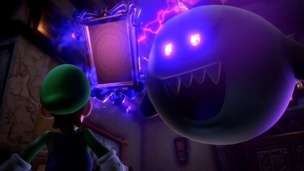 Luigi Man Worried