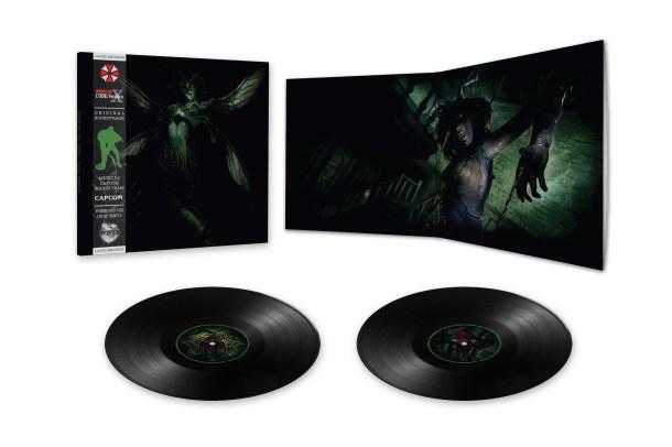 Resident Evil Code Veronica vinyl