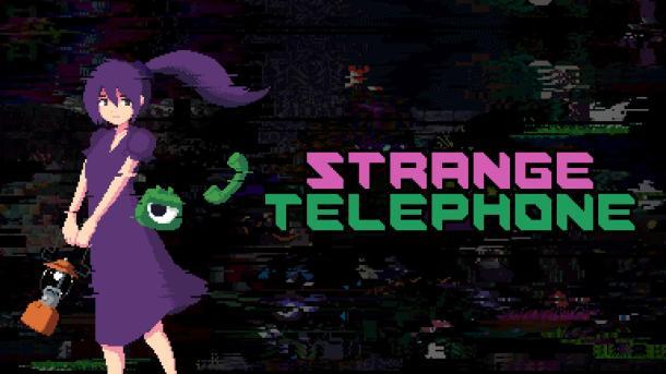 oprainfall | Strange Telephone