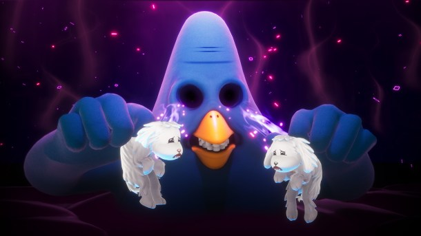 Nintendo Download | Trover Saves the Universe