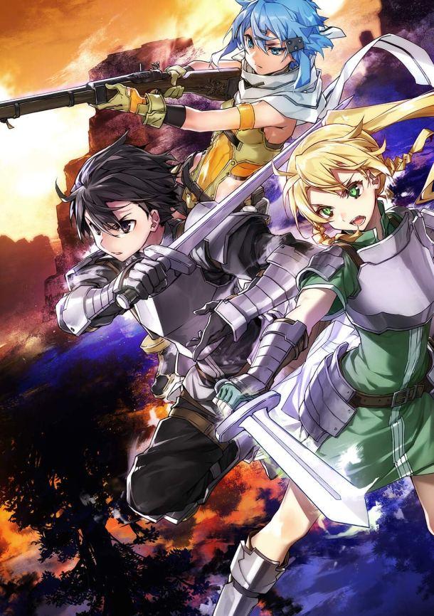 Sword Art Online | Vol. 23 Art