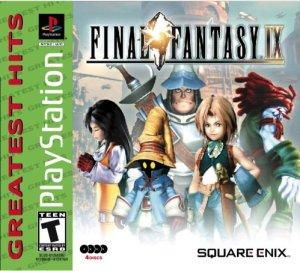 PlayStation Classic | FINAL FANTASY IX Box Art