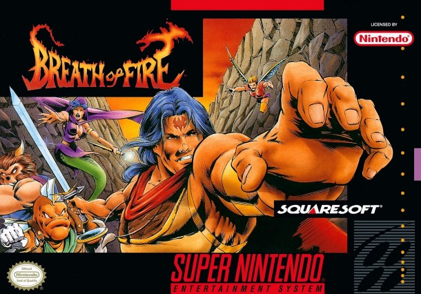 Breath of Fire | boxart