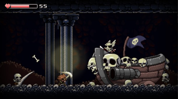 Castle in the Darkness 2 | Bony Boys