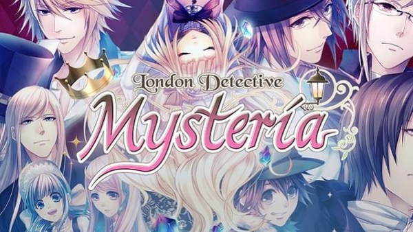 London Detective Mytseria | Logo Art