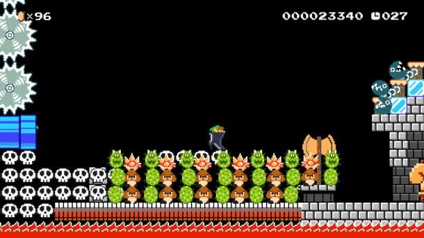 Mario is Link in Metroid 3