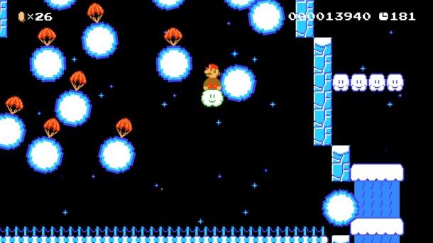 Mario's Ice Climb 3
