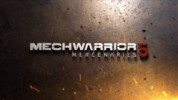 oprainfall | MechWarrior 5: Mercenaries