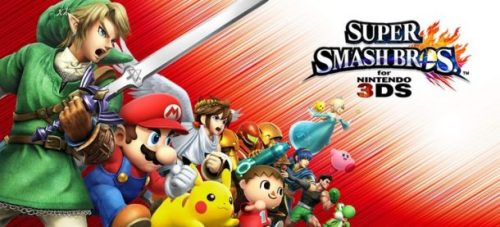 Super Smash Bros. 3DS | Decade
