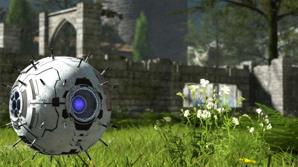 Nintendo Download | The Talos Principle: Deluxe Edition