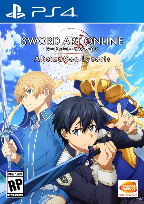 Sword Art Online: Alicization Lycoris | Box Art