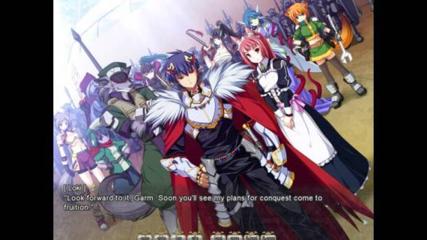 VenusBlood FRONTIER International | Cast