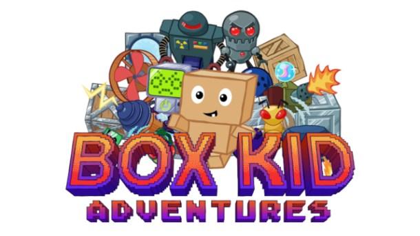 oprainfall | Box Kid Adventures