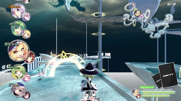 Gensou Skydrift   Race