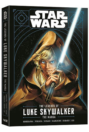 Star Wars: Legends of Luke Skywalker