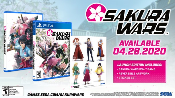 Sakura Wars | Day One