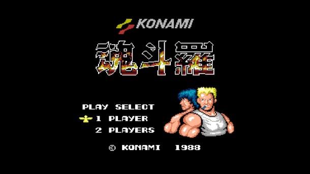 Contra AC   Famicom Contra 1