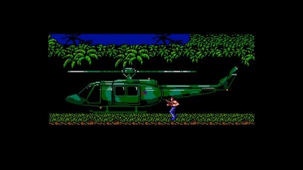 Contra AC   Famicom Contra 9