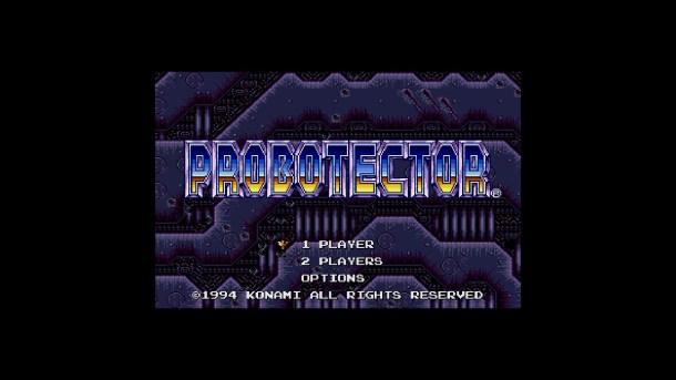 Contra AC | Probotector 1