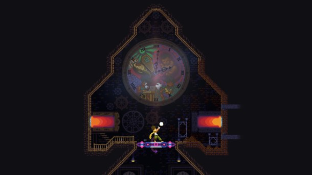 Dandara | Clock