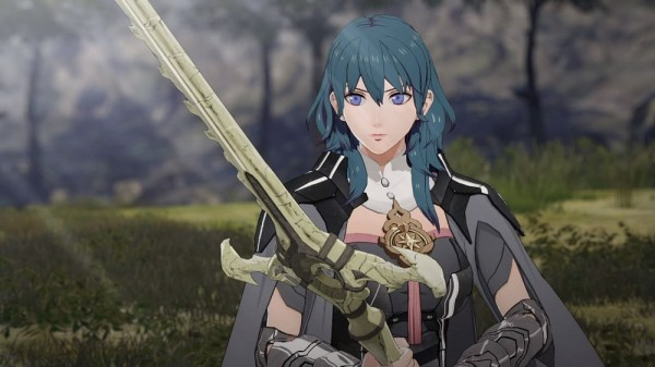 Fire Emblem: Three Houses | Byleth