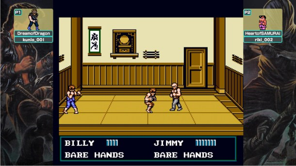 Nintendo Download | Double Dragon Retro Brawler Bundle