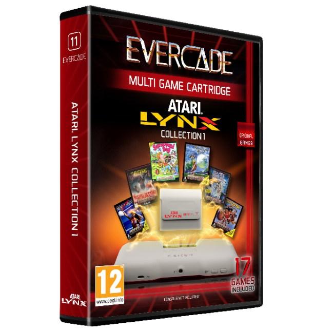 Evercade Atari Lyx