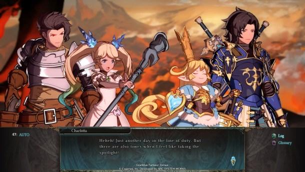 Granblue Fantasy: Versus | Story