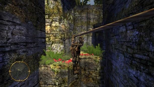 Oddworld: Stranger's Wrath HD | Climbing 2