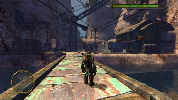 Oddworld: Stranger's Wrath HD | Rickety Bridge