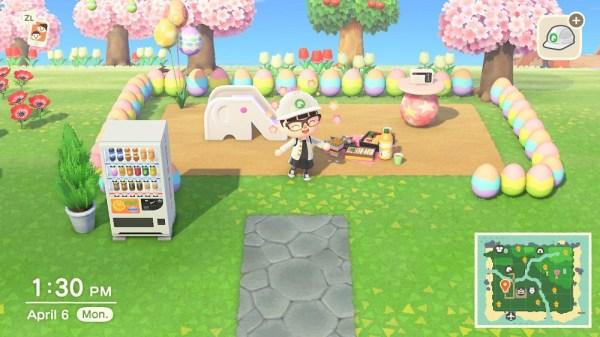 Animal Crossing New Horizons | Easter Park