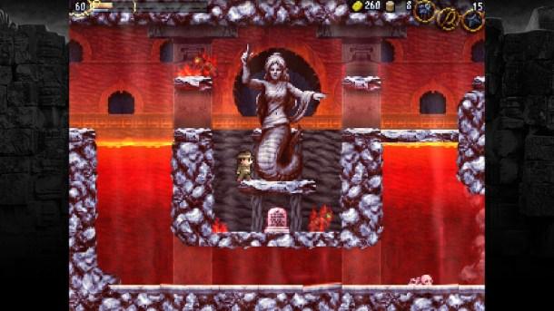 La-Mulana | Inferno Cavern