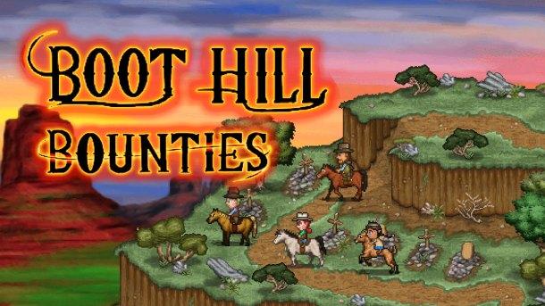 Nintendo Download | Boot Hill Bounties