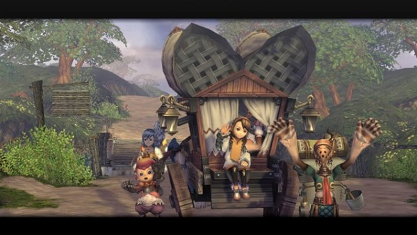 FINAL FANTASY CRYSTAL CHRONICLES Remastered Edition | Caravan