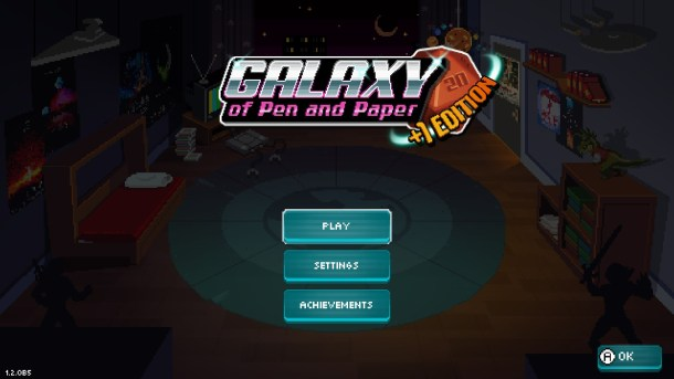 Galaxy of Pen and Paper +1 Edition   Featured