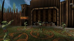 Oddword - Munch's Oddysee - Screenshot 01