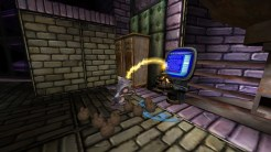 Oddword - Munch's Oddysee - Screenshot 03