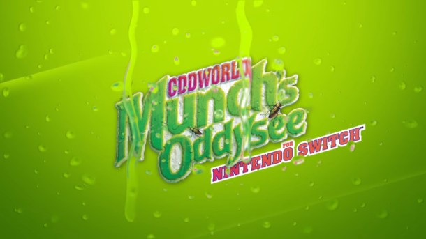 oprainfall | Oddworld: Munch's Oddysee Switch Version